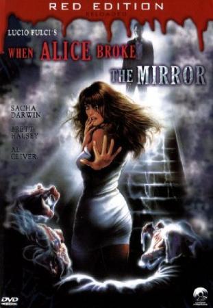 When Alice Broke the Mirror (Kleine Hartbox, Red Edition) (1988) [FSK 18] [Gebraucht - Zustand (Sehr Gut)]