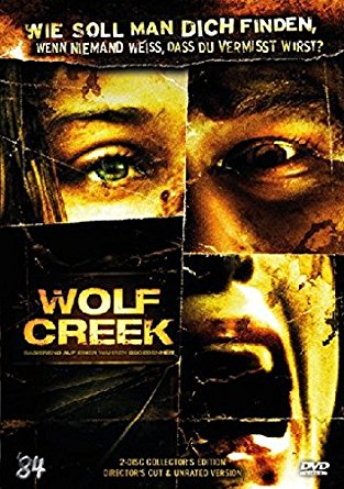Wolf Creek (2 Discs Unrated Edition, Kleine Hartbox) (2005) [FSK 18]