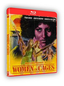 Women in Cages (1971) [FSK 18] [Blu-ray]