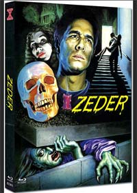 Zeder - Denn Tote kehren wieder (Limited Mediabook, Cover A) (1983) [FSK 18] [Blu-ray]