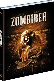 Zombiber (Limited Mediabook Edition) (2014) [FSK 18] [Blu-ray]