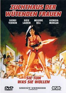 Zuchthaus der wütenden Frauen (Uncut Version) (1982) [FSK 18]