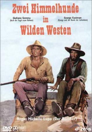Zwei Himmelhunde im Wilden Westen (1972)