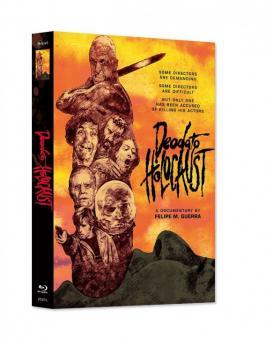 Deodato Holocaust (Limited Mediabook, Blu-ray+DVD) (2019) [FSK 18] [Blu-ray]