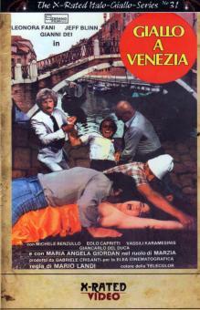 Giallo A Venezia (Große Hartbox) (1979) [FSK 18] [Blu-ray]