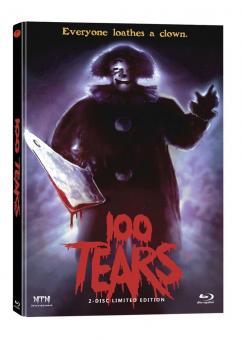 100 Tears (Limited Mediabook, Blu-ray+DVD, Cover C) (2007) [FSK 18] [Blu-ray]