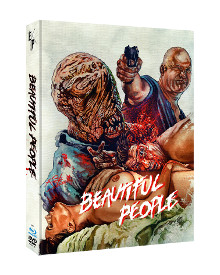 Beautiful People (Limited Mediabook, Blu-ray+DVD, Cover C) (2014) [FSK 18] [Blu-ray]