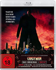 Candyman's Fluch (Candyman) (1992) [FSK 18] [Blu-ray]