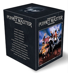 Puppet Master Collection (9 Discs, im Schuber) [FSK 18] [Blu-ray]