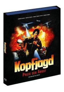 Kopfjagd - Preis der Angst (Limited Edition, Blu-ray+CD) (1983) [Blu-ray]