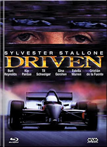Driven (Limited Mediabook, Blu-ray+DVD, Cover A) (2001) [Blu-ray]