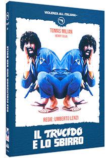 Das Schlitzohr und der Bulle (Limited Mediabook, Blu-ray+DVD, Cover B) (1976) [FSK 18] [Blu-ray]