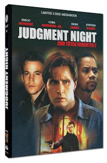 Judgment Night - Zum Töten verurteilt (Limited Mediabook, Blu-ray+DVD, Cover B) (1993) [Blu-ray]