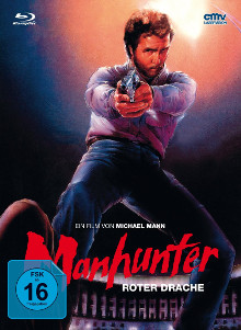 Manhunter - Roter Drache (Limited Mediabook, Blu-ray+DVD, Cover A) (1986) [Blu-ray]
