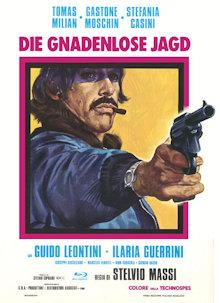 Die Gnadenlose Jagd (Der Einzelkämpfer) (Limited Mediabook, Blu-ray+DVD, Cover A) (1974) [FSK 18] [Blu-ray]