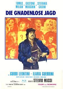 Die Gnadenlose Jagd (Der Einzelkämpfer) (Limited Mediabook, Blu-ray+DVD, Cover B) (1974) [FSK 18] [Blu-ray]