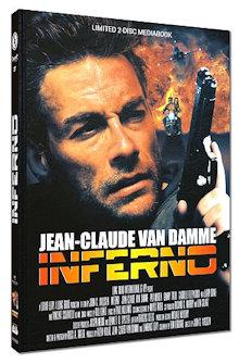 Inferno (Limited Mediabook, Blu-ray+DVD, Cover A) (1999) [FSK 18] [Blu-ray]