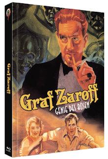 Graf Zaroff - Genie des Bösen (Limited Mediabook, Blu-ray+DVD) (1932) [Blu-ray]