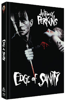 Split - Edge of Sanity (Limited Mediabook, Blu-ray+DVD, Cover A) (1989) [FSK 18] [Blu-ray]