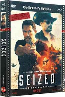 Seized - Gekidnappt (Limited Uncut Mediabook, Blu-ray+DVD, Cover C) (2020) [FSK 18] [Blu-ray]