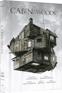The Cabin in the Woods (Limited Mediabook, 4K Ultra HD+Blu-ray, Cover C) (2011) [4K Ultra HD]