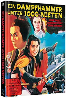 Ein Dampfhammer unter 1000 Nieten (Limited Mediabook, Blu-ray+DVD, Cover B) (1978) [FSK 18] [Blu-ray]