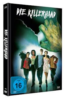 Die Killerhand (Limited Mediabook, Blu-ray+DVD) (1999) [Blu-ray]