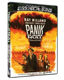 Panik im Jahre Null (Der Fluch der Galerie des Grauens Nr. 6) (Limited Edition, Blu-ray+DVD) (1962) [Blu-ray]