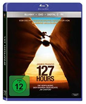 127 Hours (inkl. DVD + Digital Copy) (2010) [Blu-ray]