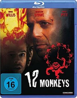 12 Monkeys (1995) [Blu-ray]