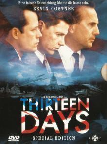 Thirteen Days (2 DVDs, Digipack) (2000)