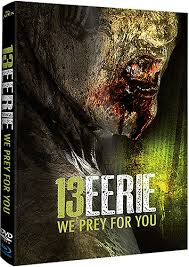 13 Eerie - We Prey for You (Limited Mediabook, Blu-ray+DVD, Cover A) (2013) [FSK 18] [Blu-ray]