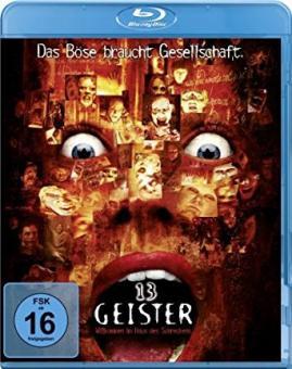 13 Geister (2001) [Blu-ray]
