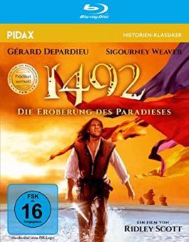 1492 - Die Eroberung des Paradieses (1992) [Blu-ray]
