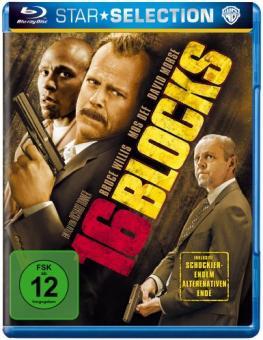 16 Blocks (2006) [Blu-ray]