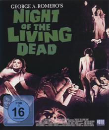 Night of the Living Dead (1968) [Blu-ray]