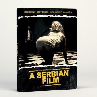 A Serbian Film (Full Uncut, Metalpak) (2010) [FSK 18] [Blu-ray]