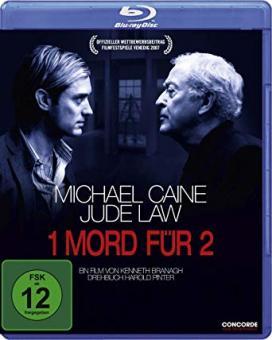 1 Mord für 2 (2007) [Blu-ray]