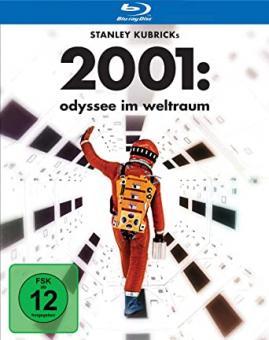 2001: Odyssee im Weltraum - 50th Anniversary Edition (1968) [Blu-ray]