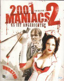 2001 Maniacs 2 - Es ist angerichtet (Uncut) (2010) [FSK 18] [Blu-ray]