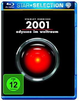 2001: Odyssee im Weltraum (1968) [Blu-ray]