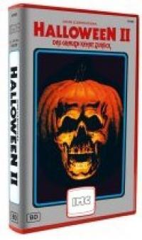 Halloween 2 (Limited IMC Red Box, Vol 08) (1981) [FSK 18] [Blu-ray]