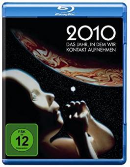 2010 - Das Jahr, in dem wir Kontakt aufnehmen (1984) [Blu-ray]