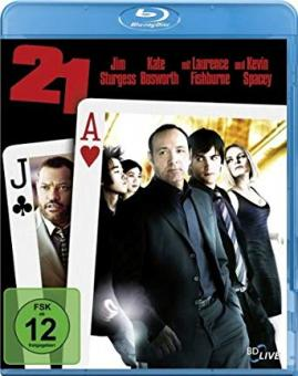 21 (2008) [Blu-ray]