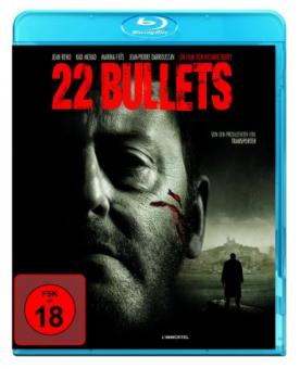 22 Bullets (2010) [FSK 18] [Blu-ray]
