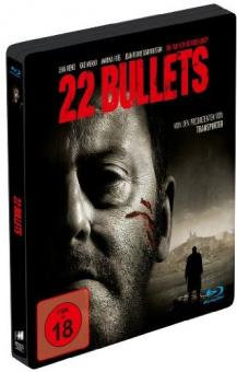 22 Bullets (Steelbook) (2010) [FSK 18] [Blu-ray]