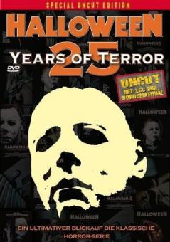 Halloween - 25 Years of Terror (2 DVDs) [FSK 18]