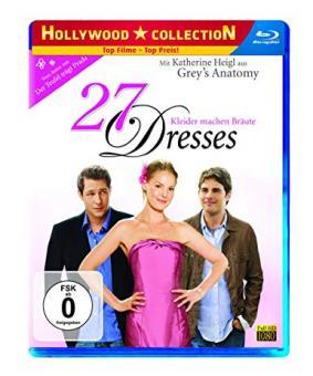 27 Dresses - Kleider machen Bräute (2008) [Blu-ray]