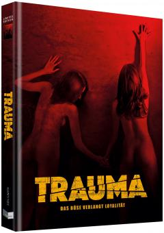 Trauma-das Böse Verlangt Loyalität (Limited Uncut Mediabook, Blu-ray+DVD, Cover C) (2017) [FSK 18] [Blu-ray]