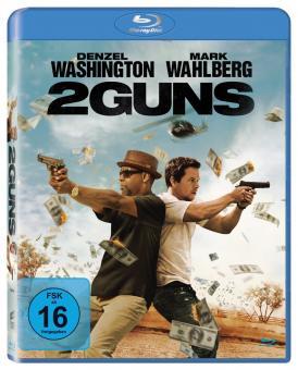2 Guns (2013) [Blu-ray]